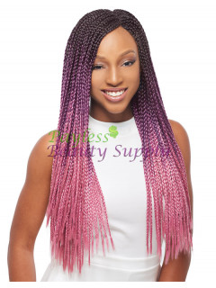 3x HAVANA BOX BRAID