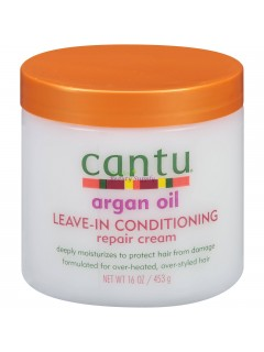 Cantu Argan Oil Leave In Conditioning Repair Cream