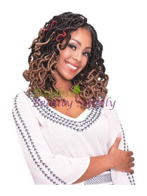 CURLY DOUBLE FAUX LOCS12″