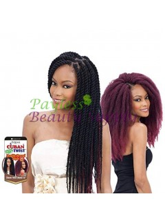 Freetress Equal Synthetic Hair Braids Havana Twist Style Cuban Twist 16""