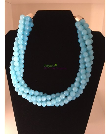 Light blue Pearl Jewellery
