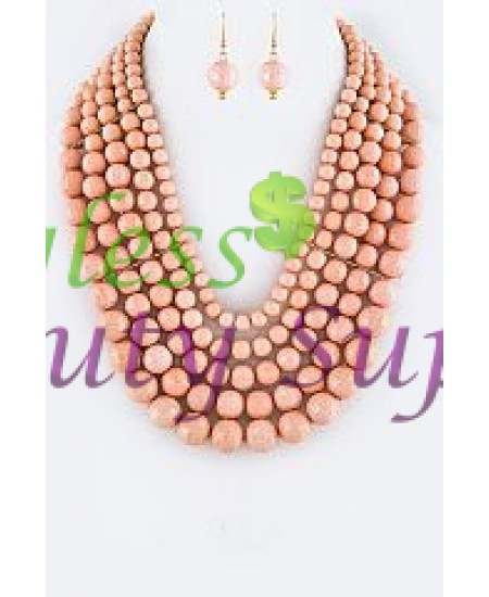 Layers Pearl Necklace
