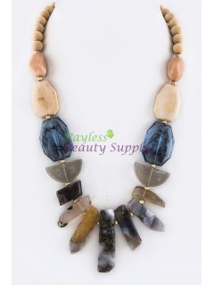 Acrylic stones Necklace