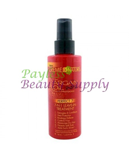 Creme of Nature Perfect 7 Leave In Treatment