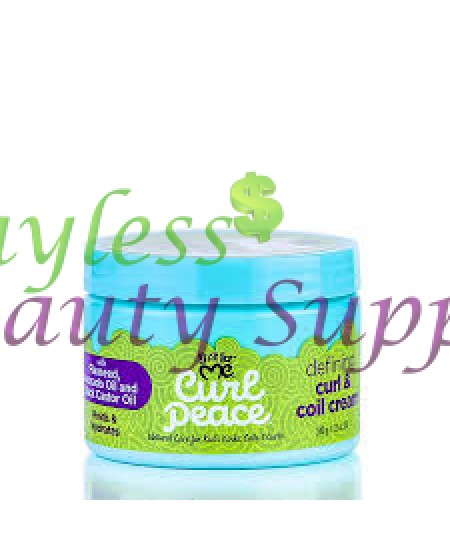 Just For Me Curl Peace Defining Curl & Coil Cream