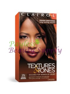 Texture & Tones 3N Cocoa Brown