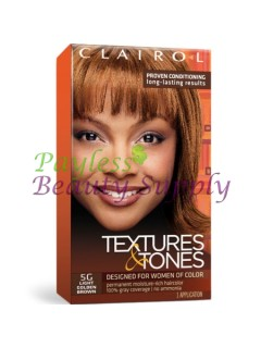 Texture & Tones 5G Light Golden Brown