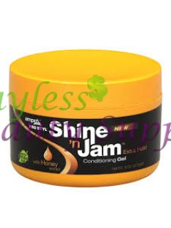 Ampro Pro Styl Shine 'n Jam Conditioning Gel Extra Hold (8oz)