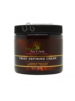 AS I AM TWIST CREAM