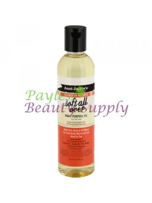 AUNT JACKIE'S FLAXSEED SOFT ALL OVER OIL