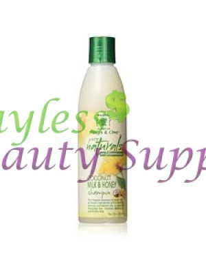 Jamaican Mango & Lime Pure Naturals with SmoothMoisture Coconut Milk & Honey Shampoo