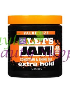 Let's Jam Shine and Condition Gel Extra Hold