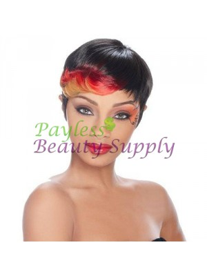 It's a Wig Club Girl Synthetic Wig - Feather Anni-P1B