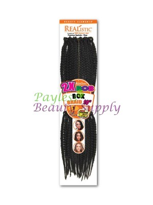 2X BOB BOX BRAID 10″