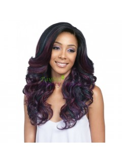 Bobbi Boss Synthetic Swiss Lace Front Wig