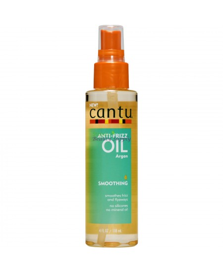 Cantu Anti-Frizz Argan Oil Smoothing Treatment