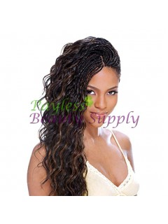 Freetress Braid Loose Deep Bulk 24""