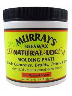 Murrays Natural Loc Molding Paste 6 oz.
