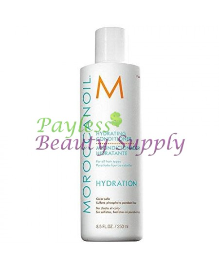 Moroccanoil Hydrating Conditioner 8.5 fl. oz. / 250 mL | Color-Safe | Sulfate, Phosphate & Paraben-FREE