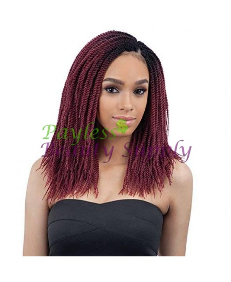 FreeTress Synthetic Pre-Loop Crochet Braid