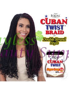 Cuban Twist Braid 24""