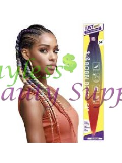 Bobbi Boss Just Braid Pre-Feathered 54""