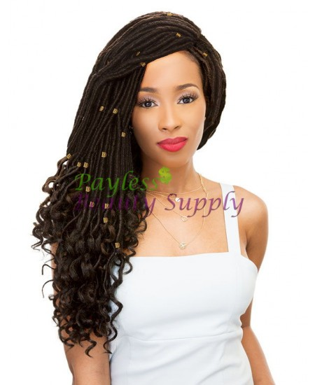 Janet Collection 2X Mambo Goddess Locs Straight