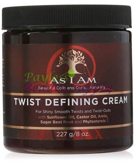As I Am Twist Defining Cream, 8 Ounce